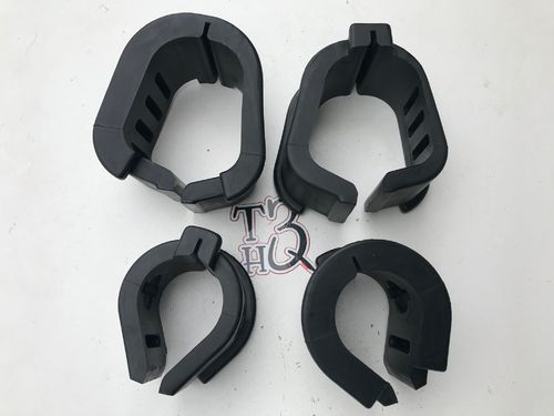 Torsion beam collar 4 pcs. Set