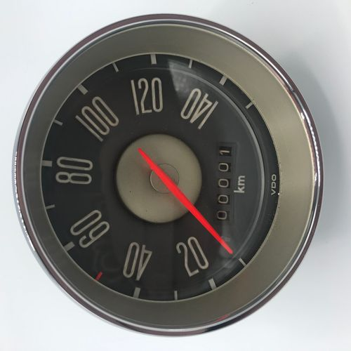 NOS red needle speedo 1962
